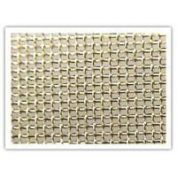 Buy cheap brass wire mesh from wholesalers