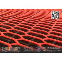Wholesale Red Color Expanded Metal Sheet | China ISO certificated Factory from china suppliers