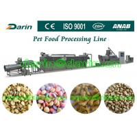 Wholesale Automatic Pet Food Extruder Machine for dog , cat , fish from china suppliers