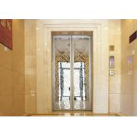 Wholesale ISO9001 High Speed Elevator Smart teriminal travel reduction design from china suppliers