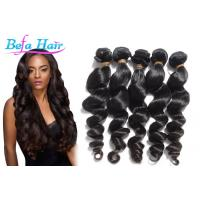 Wholesale customized 16 Inch Loose Wave Peruvian Human Hair Extensions from china suppliers