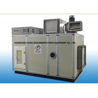 Buy cheap Silica Gel Wheel Industrial Desiccant  Equipment for Storage 50kg/h from Wholesalers