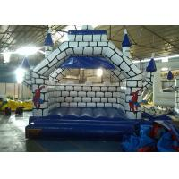 Quality Amazing Spiderman Inflatable Bouncer , Small Inflatable Bouncer for Kids for sale