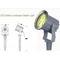 Wholesale 1W  RGB LED Garden Light Waterproof Outdoor Landscape IP 67 Decoration Spike Lighting from china suppliers