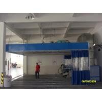 Wholesale RIELLO G10 Diesel Burner Metal Basement Auto Care Paint Prep Station, Preparation Room from china suppliers