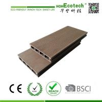 Wholesale Low cost high quality wood plastic composite decking from china suppliers