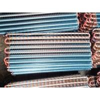 Wholesale 7.94mm Dia High Efficiency Copper Tube Blue Fin Small Refrigerator Evaporator Air Conditioning Evaporator Coil from china suppliers
