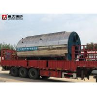 China 10 Bar 1500Kg 3 Pass Fire Tube Boiler , Automatic Diesel Gas Steam Boiler on sale