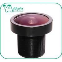 Wholesale Waterproof 147 Wide Angle Car Camera Lens F2.0 M10 / M12 2.1Mm 1 /2.7'' from china suppliers
