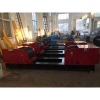 Buy cheap 160 Tons Conventional Pipe Turning Rollers Hand Control Box / Foot Pedal Control from Wholesalers