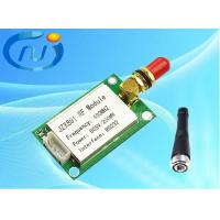 Wholesale TTL 200Mw GFSK Modulation Low Power RF Module / Modem 490MHz from china suppliers