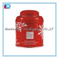 Wholesale Metal Tea Packaging/XL-3045 from china suppliers