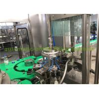 Quality Fully-Automatic Glass Bottle Hot Mango Juice Filling Machine With One Year Warranty for sale