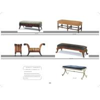 Wholesale Hotel Furniture,Classical Bench/Sofa from china suppliers