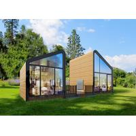 China Fire Proof Garden Office Studio / Prefab Garden Office Custom Design ISO9001 for sale