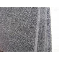 Eco-friendly Dust  Proof  Activated Carbon Foam Mesh Filter Foam Sheets