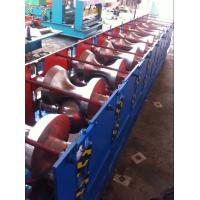 Wholesale V Roof Tile Roll Forming Machine Hydraulic Blade Cuting System Delta PLC Control from china suppliers