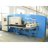 Buy cheap Hydraulic CNC Turret Punching Machine 60 m/min With FANUC System from Wholesalers