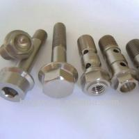 Wholesale Gr5 Titanium Hex Flange Head Bolt Manufacturer from china suppliers