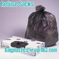 Wholesale rubbish bags, c fold, c-folding, star seal bags, bags on a roll, produce roll, produce bag from china suppliers