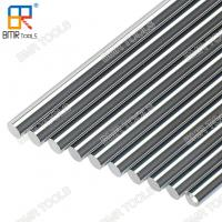 Wholesale BOMA TOOLS Precision H6 6 x 100 Carbide Round Bar for machining processing from china suppliers