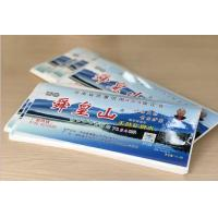 Wholesale Custom Glossy Sticker Labels Waterproof With Landscape Printing Eco Friendly from china suppliers