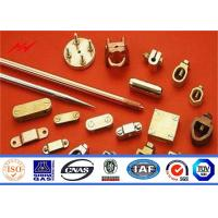 Wholesale High Precision Pure Copper Weld Steel Ground Rod Well Agglutination from china suppliers