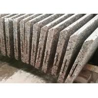 Red Crabapple Granite Stone Tiles For Wall Cladding Weathering Resistance for sale