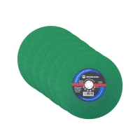 Wholesale Grassland 14X3/32X1 1/4 Inch Green Abrasive Cutting Blades from china suppliers