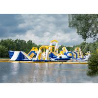 Wholesale Liquid Leisure Giant Inflatable Obstacle Course Water Sport Game Waterproof from china suppliers