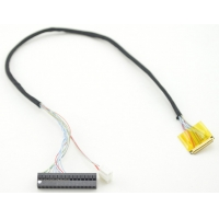 Wholesale 1M Length FI E30H Custom LVDS Cable Assembly For Lcd Monitor from china suppliers