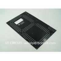 Wholesale FR4 Double Sided PCB Black Solder Mask OSP Surface Plating Bulk from china suppliers