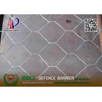 Wholesale Wire gabion mesh baskets   60X80mm hexagonal hole   Galfan Coating from china suppliers