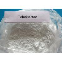 Wholesale 99% Pharmaceutical Antihypertensive Powder Telmisartan CAS 144701-48-4 from china suppliers