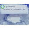 White Anabolic Steroids Powder Methyldrostanolone CAS No. 3381-88-2 for sale
