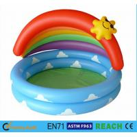 Wholesale Cartoon Design Children ' S Inflatable Pool , Baby Swimming Pool Tub Super Convenience from china suppliers