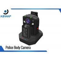 Wholesale 1296P / 1080P Full HD Police Wearing Body Cameras 33MP CMOS Sensor from china suppliers