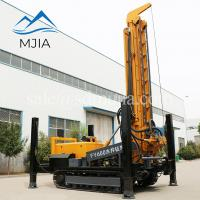 Quality FY600 Percussive Rotating DTH Rock Drilling Machine Air Drilling Rig Water Well for sale