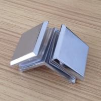 Wholesale Square glass to glass bracket from china suppliers
