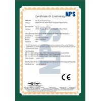 Pier 91 International Corporation Certifications