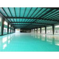China Portal Steel Frame Structure Building For Clean Span Activity Center for sale