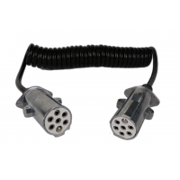 Buy cheap 7 Way Coiled Wire Cable from wholesalers