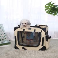 Wholesale FEANDREA Waterproof Soft Dog Carrier Purse Space Saving For Pet Transportation from china suppliers