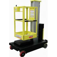 Wholesale Single Mast Self Propelled Elevating Work Platforms For Indoor Maintenance Service from china suppliers