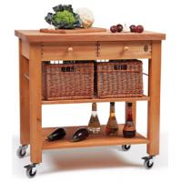 Wholesale 3 tiers bamboo kitchen trolley from china suppliers