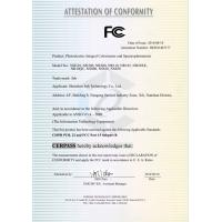 Shenzhen 3nh Technology CO., LTD Certifications