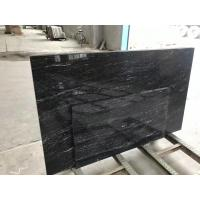Wholesale High Strength Jet Black Solid Granite Worktops For Residental Appartment from china suppliers