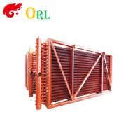 Wholesale New Condition 10 ~ 1000ton Boiler Stack Economizer for Power plant gas fired boiler from china suppliers