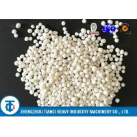 China Rotary Drum Compound Fertilizer Production Plant , Fertilizer Granules Making Machines on sale