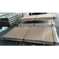 Buy cheap SUS430 Cold Rolled Stainless Steel Sheet Small Tolerance Thickness 0.4 - 3.0mm 4 feet Width from wholesalers